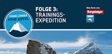 Trainingsexpedition