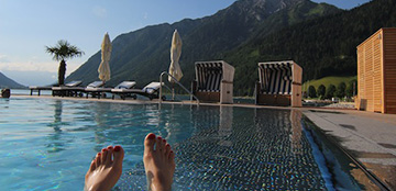 Tirol: Alpine Wellness
